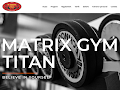 Sala de fitness Matrix Gym Titan / Diham